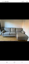 4 seater NEXT Chaise L-Shape Sofa Corner Sofa