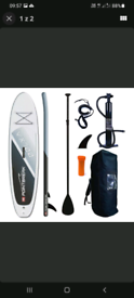 """M.Y Pointbreak SUP Stand Up Paddleboard 10'6""""."""