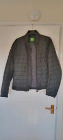 Hugo boss padded down jacket medium