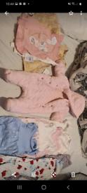 Baby clothes newborn to 3 months