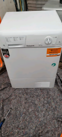 Hotpoint condenser tumble dryer free delivery in Bristol