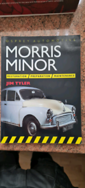 Morris Minor Restoration/aintenance - Osprey Automotive