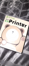 Phone printer