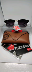 Ray-ban clubmaster sunglasses gradient