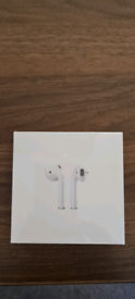 Apple Airpods 2nd generation factory sealed
