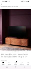 John Lewis & Partners + Swoon Mendel TV Stand Sideboard RRP 699