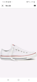 Converse Women Men Unisex All Star Low Tops Chuck Taylor Trainers
