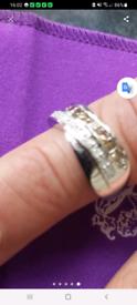 Ladies Dimond 1ct Ring