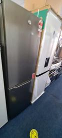 Whirlpool fridge freezer graded with warranty ready to go
