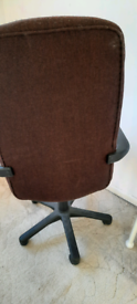 Heavy office chair