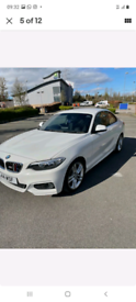image for 2014 bmw 218d m sport swap px dsg why