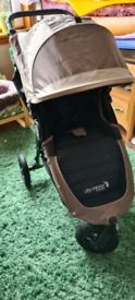 Baby jogger city mini GT pushchair / travel system