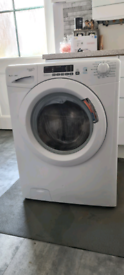 candy washing machine 1600spin