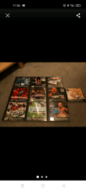 10 joblot of ps1 playstation one games