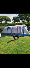 Family Tent airgo solus horizon 6 inflatable