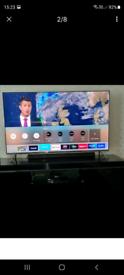 55INCH SAMSUNG SUHD 4K SMART TV HDR