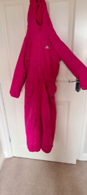 Puddle suit in pink, trespass