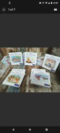 Kids Disney Winnie the Poohs book bundle lot x26 books.