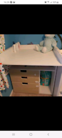 Baby Furniture IKEA STUVA + Mattress