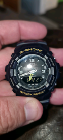 Casio g shock g-100