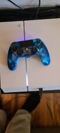 Ps4 500gb with games hdmi included