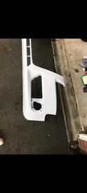 Audi Front bumper 09-11