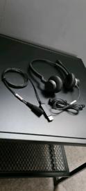 JABRA BIZ 2300 Duo/ Mono Headset with Mic (USB)