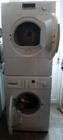 Bosch XX Classic 7kg Washer A++ and Bosch Classic Dryer