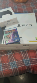 PlayStation 5, PS5, Disc edition, bundle, ratchet and clank