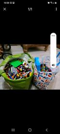 Lego 2 bags