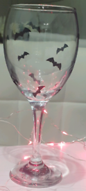 Wine glass bats