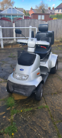 TGA Breeze S4 Max, mobility scooter
