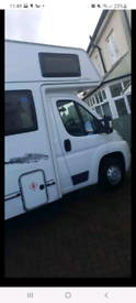 Peugeot motorhome price reduced for quick sale
