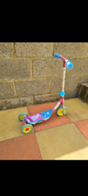 Peppa Pig my first scooter