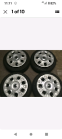 Mini BMW wheel trims 15inch