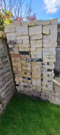 1000+ bricks for sale £100 and worktops 130cm and 138cm. £30