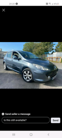 Peugeot, 307, Hatchback, 2007, Manual, 1560 (cc), 5 doors