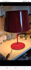 Ikea Kulla Lamp