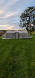 Outwell Idaho XL 8 tent