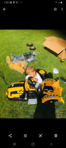 Tractor/ Loader Power Wheels