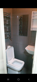 Studio flat separate kitchen and bathroom all bills and WiFi included