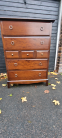 Stag Minstrel 2 3 2 Chest of Drawers