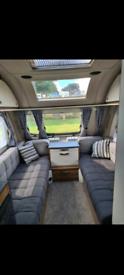 Swift sprite major 6td touring caravan 2019