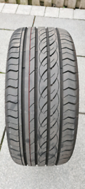 Almost New Tyres