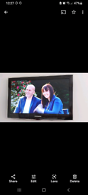 "22"" samsung LED tv"