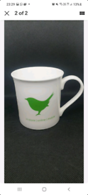 WREN KITCHEN limited edition white/green Coffee