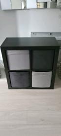Ikea cube storage