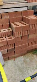 Carlton Light Multi Sandfaced Bricks