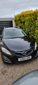 Mazda, 6, Estate, 2010, Manual, 2183 (cc), 5 doors