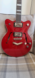 Gretsch G2655 Streamliner. Swap only for Epiphone Alley Woody Bass